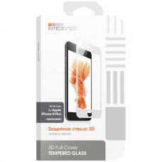 Защитное стекло для iPhone InterStep для iPhone 8 Plus / 7 Plus